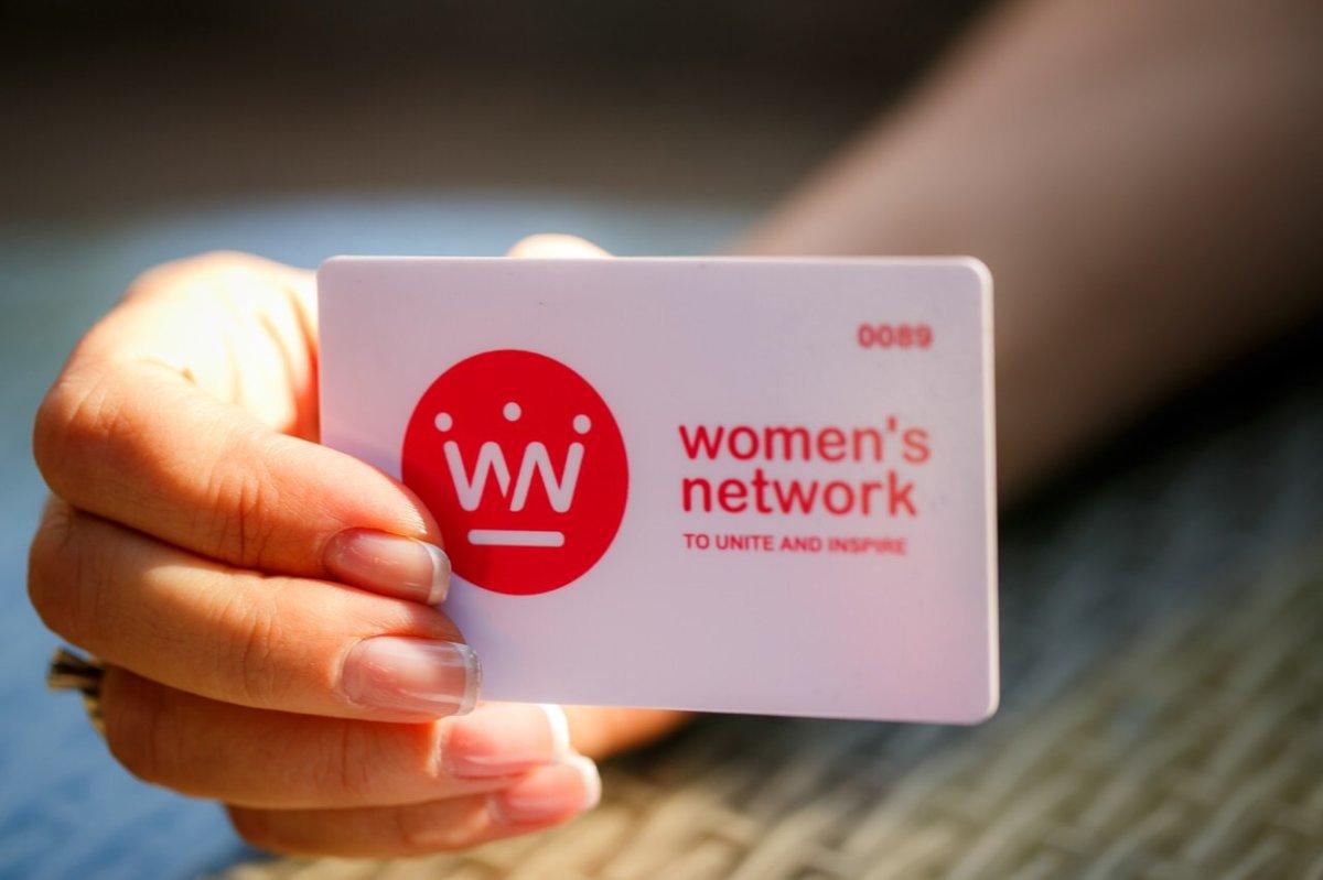 Карта клуба Women's network